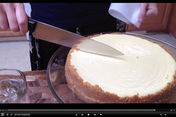 cheesecake recette